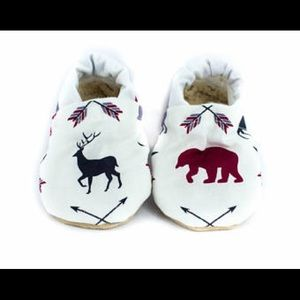 Other - Woodland baby moccasins